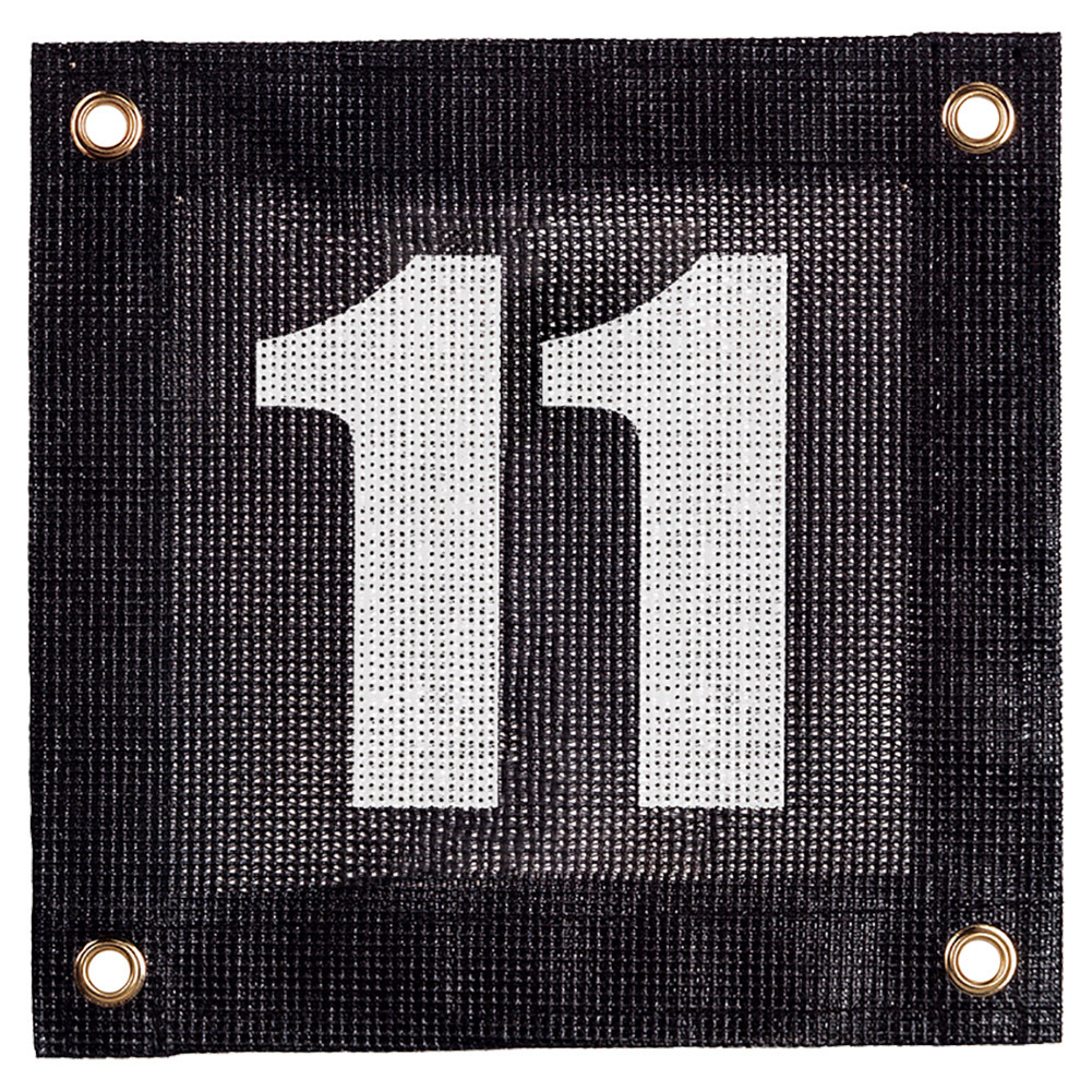 Court Windscreen Number 11