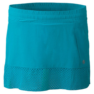 Women`s Fleet Tennis Skort Topaz