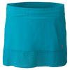 LIJA Women`s Fleet Tennis Skort Topaz