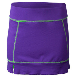 Women`s Pearl Tennis Skort New Violet
