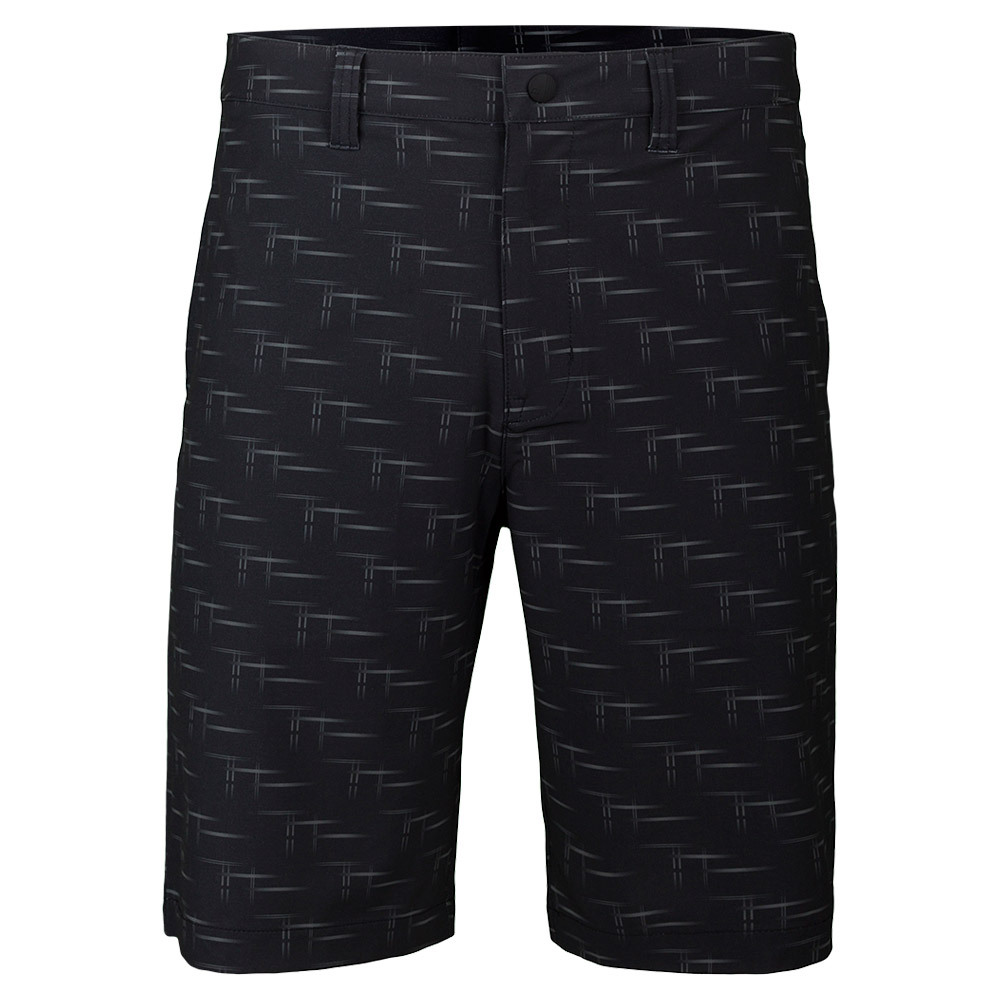 Men's Galley Tennis Short Black