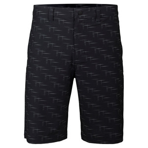 TRAVISMATHEW MENS GALLEY TENNIS SHORT BLACK