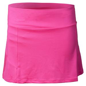 Women`s Tabi 14.5 Inch Tennis Skort Siren Pink
