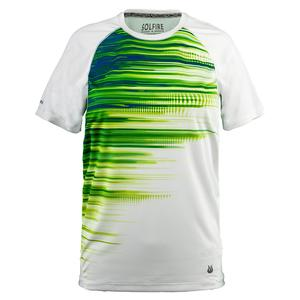 Men`s Spectrum Full Speed Tennis Top