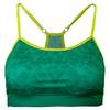 Women`s Rhombus Circuit Tennis Bra 350_SEA_GREEN