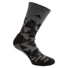 ADIDAS Men`s Energy Camo Crew Socks 2 Pack Black and Onyx