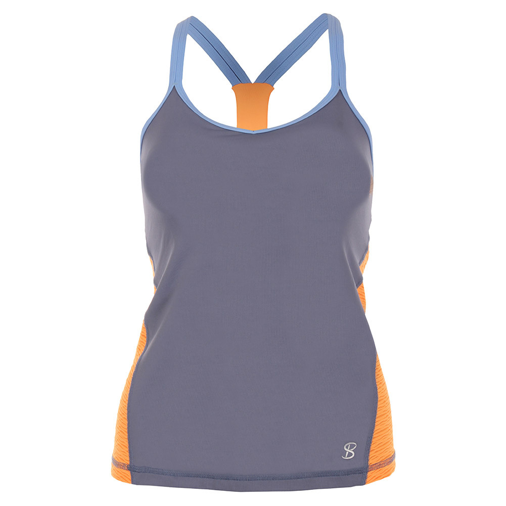 Women's Tennis Cami Romantic Blue