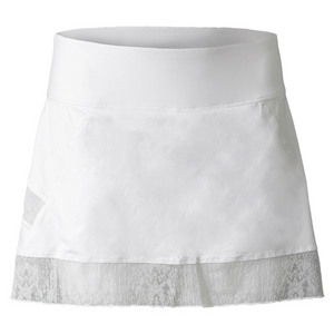 Women`s Marion Bartoli Trophee Performance Tennis Skort White