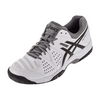 ASICS Men`s Gel-Dedicate 4 Tennis Shoes White and Black
