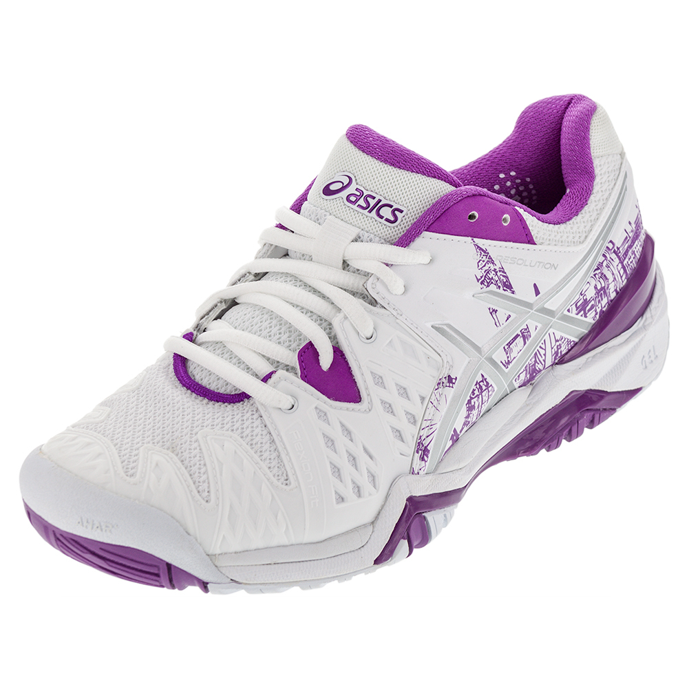 Women's Gel- Resolution 6 Le London Tennis Shoes