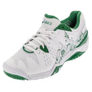 Men`s Gel-Resolution 6 LE London Tennis Shoes