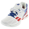 BABOLAT Juniors` Propulse Tennis Shoes Stars and Stripes