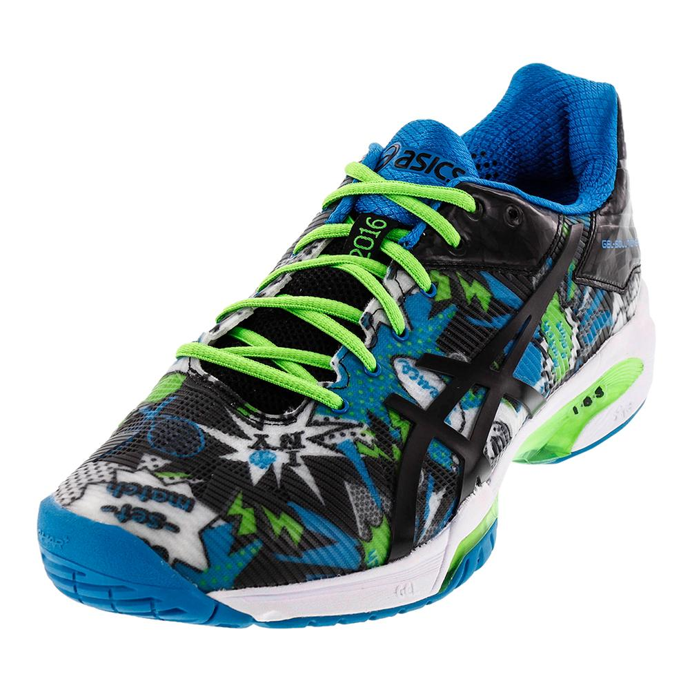 Men's Gel- Solution Speed 3 Le Nyc Tennis Shoes
