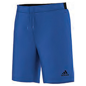 adidas MENS BAR CC 7.5 INCH TNS SHORT BLUE