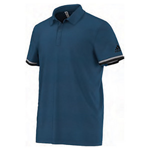 Men`s Climachill Tennis Polo Chill Tech Steel