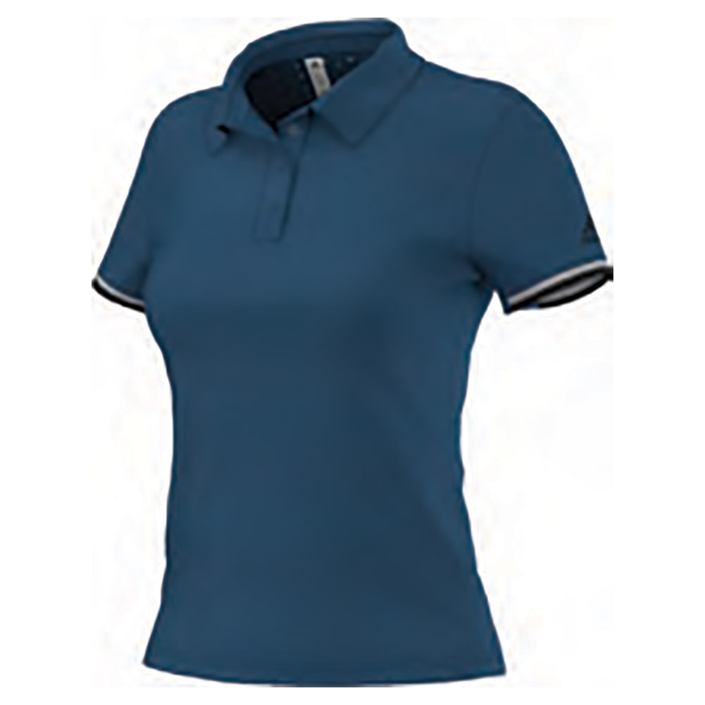 Women's Climachill Tennis Polo Chill Tech Steel