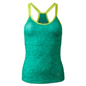 Women`s Rhombus Double Up Tennis Tank