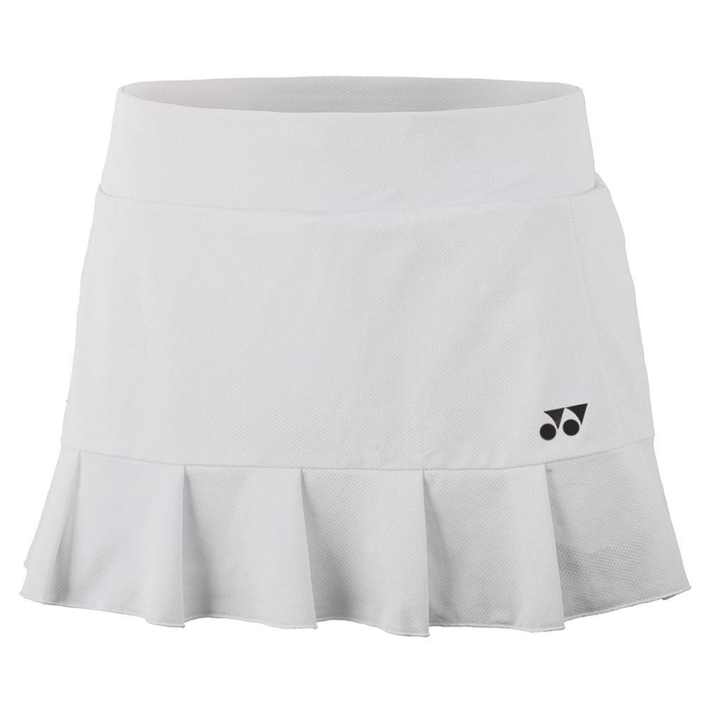 Women's Wimbledon Bencic Tennis Skort White