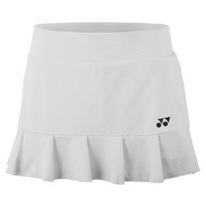 Women`s Wimbledon Bencic Tennis Skort White