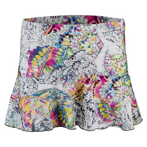 Women`s Tennis Skort Edge Print