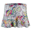 Women`s Tennis Skort Edge Print by DENISE CRONWALL