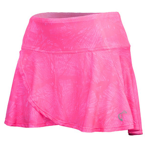 ATHLETIC DNA GIRLS TULIP TNS SKORT BUTTERFLY PINK