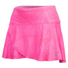 ATHLETIC DNA Women`s Tulip Butterfly Tennis Skort Pink