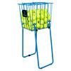 Pro Elite 125 Tennis Ball Hopper CLEAR_BLUE_SKY