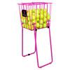 Pro Elite 125 Tennis Ball Hopper HOTTER_THAN_PINK