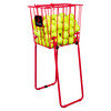 Pro Elite 125 Tennis Ball Hopper RED_HOT_DELIGHT