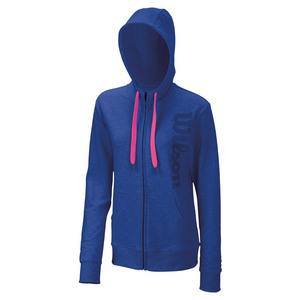 Women`s Full Zip Tennis Hoodie Surf the Web