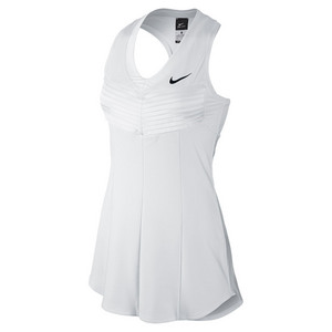 Women`s Premier Maria SW19 Tennis Dress White