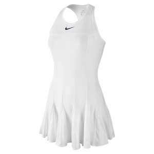 Women`s Premier Maria Tennis Dress White