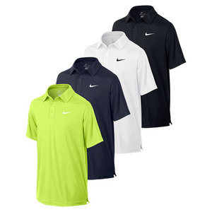 Boys` Team Court Tennis Polo