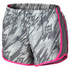 Girls` Dry Tempo Running Short 043_PURE_PLAT/CL_GY