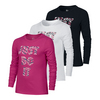 NIKE Girls` Just Do It Tiger Training Top