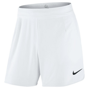 Men`s Gladiator Premier 7 Inch Tennis Short White