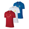 NIKE Men`s Rafa Pop Tennis Tee