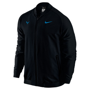 Men`s Rafa Premier Tennis Jacket Black