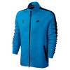 NIKE Men`s Roger Federer Tennis Jacket Light Photo Blue