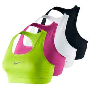 Women`s Victory Compression Sports Bra