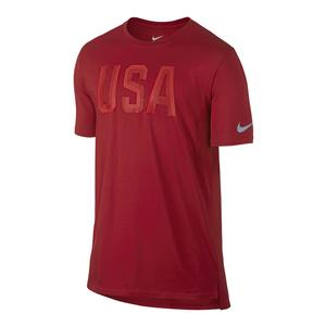 Men`s Team USA Stealth Tee