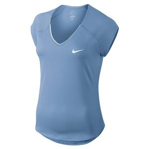 NIKE WOMENS PURE TENNIS TOP