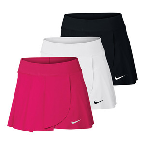 NIKE WOMENS COURT POWER TNS SKORT