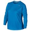 Women`s Dry Miler Running Top 436_LIGHT_BLUE