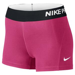Women`s Pro Cool 3 Inch Short