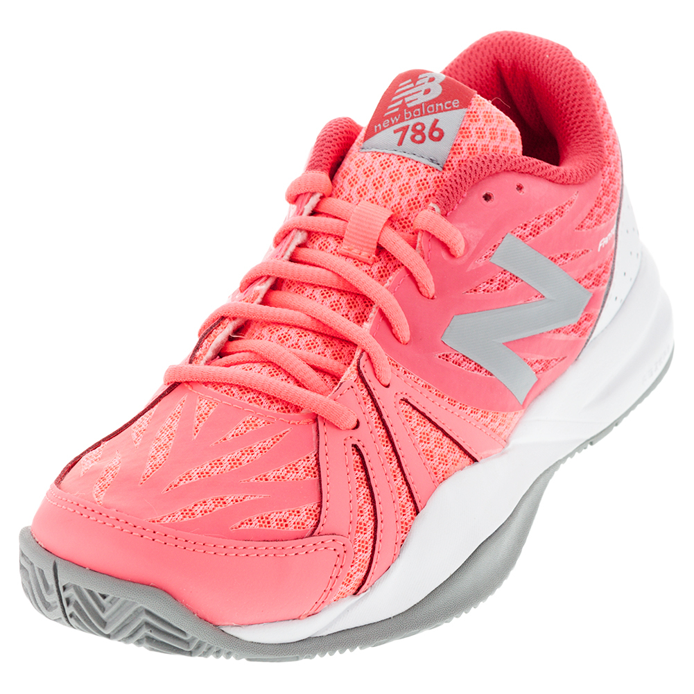 s 786v2 B Width Tennis Shoes Guava