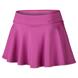 Women`s Baseline 13 Inch Tennis Skort Dynamic Berry