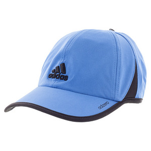 adidas MENS ADIZERO II TNS CAP RAY BLUE
