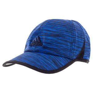 adidas MENS ADIZERO EXTRA TNS CAP BLUE